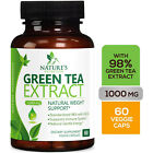 Green Tea Fat Burner 1000mg EGCG Extract Natural Weight Loss Supplement Capsules $9.92 USD on eBay