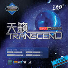 729/Friendship TRANSCEND Rubbe Pips-In with Sponge [Red][Black]