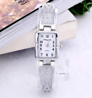 Womens Watch Stainless Steel Watches Luxury Hand Ring Dress Quartz Watches image