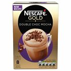 Nescafe Gold 6 boxes x 8 sachets -16 Flavours to choose from