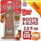 Shoe Goo Shoe Glue Mend Repair Trainers Boots Heels Soles Leather FREE NOZZLE
