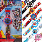 watch capital games movie - Kids TV Movie Game Cartoon Doll Figure Wrist Watch Toy Baby Educational Toy Gift