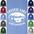 Friday the 13th Camp CRYSTAL LAKE Hoodie Sweatshirt Horror Movie Jason Custome