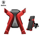 Baseus Universal Gravity Air Vent Shockproof Car Phone Mount Holder Stand