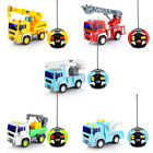 1:20 4CH&Lights Fire Truck Sanitation Vehicles RC Remote Control Car Model Toy