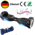 Hoverboard 10 / 6.5 Zoll 2-Rädern Bluetooth Electric Balance Scooter Funsport