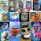 Owl Pattern Series 5D Diamond Painting Embroidery Cross Stitch Home Decor Craft
