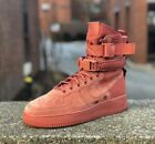 Nike Air Force 1 One High SF Special Field QS DUSTY PEACH AF1 864024-204 Men