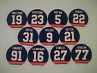 New York Islanders Magnets - Pick a player - Hockey Jersey Magnets - Legends $1.99 USD on eBay