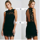 FREE PEOPLE  LARGE  Day Dream Lace Dress New Tags