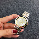 New Women's Stainless steel Luxury wrist Wristwatch crystal bear Pandor Watch