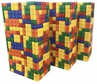 Bricks Paper Bags - Birthday Party Gift Cake Candy Treat Sweet Kids P&M not lego
