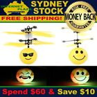 Emoji Flying Helicopter Ball with Infrared Sensor Hand Induced