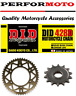 DID D Chain And Sprocket Kit Scorpa SY125F 03-04