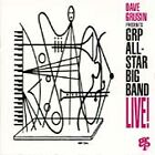 Dave Grusin Presents GRP All-Star Big Band Live!  CD Out Of Print VG+ Fast Ship