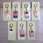 BTS 4TH MUSTER Happy Ever After Official Lenticular Keyring Bangtan Boys