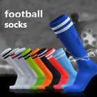 long sports socks - USA Men Boys Soft Sports Football Soccer Plain Long Socks Cotton Over Knee Sock
