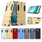 For Meizu M6 Note Luxury Shockproof Kickstand Armor Hybrid Case Cover