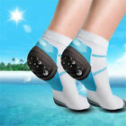 2 PCS Anti Fatigue Compression Foot Sleeve Ankle Socks Relief Swelling Heel Pain