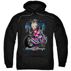 Betty Boop City Chopper Pullover Hoodies for Men or Kids $24.74 USD