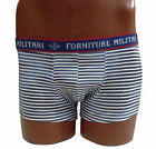 2 pieces Boxer male. FORNITURE MILITARI by Ragno - 60214Z. Package Double pack