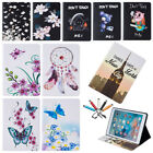 """Cute Patterned Stand Cards Wallet Leather Case Cover For Ipad Mini/air/pro 9.7"""""""