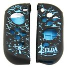 Silicone Rubber Skin Case Cover Grip For Nintendo Switch Console Joy-Con Zelda