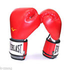 EVERLAST Boxing Glove Prostyle training gloves MMA Muaythai Gold Red Black Blue