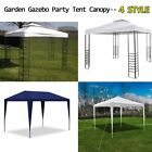 Outdoor Canopy Party Wedding Tent Garden Gazebo Pavilion Cater Events Show BBQ