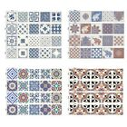 Diy Self Adhesive Tile Sticker Art Vinyl Wall Decal Kitchen Bathroom Home Decor