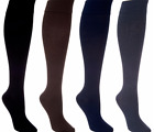 Legacy Graduated Compression Socks 4 Pack Blk/Brw/Nvy/Cha - A294527 - Pick Size
