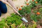 Kent and Stowe Mid-Length Border Hand Trowel or Border Hand Fork Garden Tool