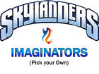 Imaginators Master Sensei Skylanders Lot | Pick your Own