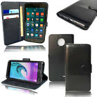 For Motorola Moto C/E4 Plus /G5/G5+ Mobile Phones-Wallet Flip Leather Case Cover <br/> FREE 1st CLASS POST within 2 work day if buy 2 or more