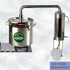 22~150 L Household Moonshine Still Wine Making Alcohol Water Hydrolat Distiller