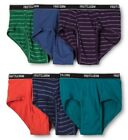Fruit of the Loom Select Men's Fashion Briefs in Assorted Random Colors 6-Pack