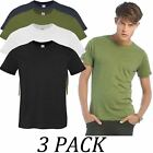 Mens tee Pack of 3-B and C Fashion TShirt Value Pack-Too Chic Gents top