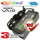 Genuine Original Sony Vaio SVE Laptop Battery Charger AC Adapter Power Cable