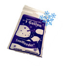Instant Artificial Snow Powder - Mix Makes 1 Gallon - Excellent for Cloud SLIME