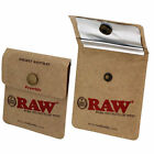 RAW+Rolling+Paper+Brand+Pocket+Ashtray+Reuseable+Cigarettes+Portable