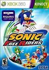 Sonic Free Riders Preowned Game (Microsoft Xbox 360, 2010)