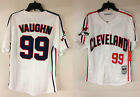 Major League Cleveland Indians Rick Vaughn Wild Thing Movie Authentic Jersey on Ebay