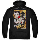 Betty Boop Boyfriend The Beast Pullover Hoodies for Men or Kids $26.39 USD