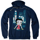 Betty Boop Square Pullover Hoodies for Men or Kids $26.39 USD