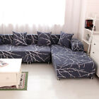 Polyester Spandex Slipcover Sofa Cover Protector for 1 2 3 4 seater OusR alxx