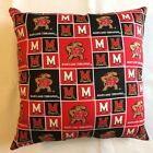 """NEW 15"""" NCAA COLLEGE TEAMS COMPLETE THROW PILLOWS GREAT GIFTS! You choose team"""