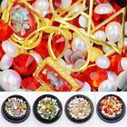 Mixed styles metal 3d nail art decoration rhinestones pearls frame accessoires N