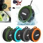 Waterproof Wireless Bluetooth Mini Speaker SHOWER Car Suction Handsfree MIC LOT