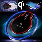 Wireless Qi Standard Charger Charging Pad For Samsung Galaxy Apple Universal