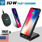 Wireless Charging Stand Qi Fast Charger Dock for LG G5 G6 V20 V30